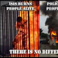 What ISIS And The Police Have In Common: Intentionally Burning People Alive