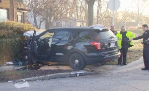 Roseland Town Marshal Aaron Catanzarite Accident