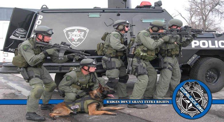 Utah Police Used SWAT Teams/No Knock Warrants Significantly More ...