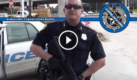 Open Carry Houston Police Illegal Detention