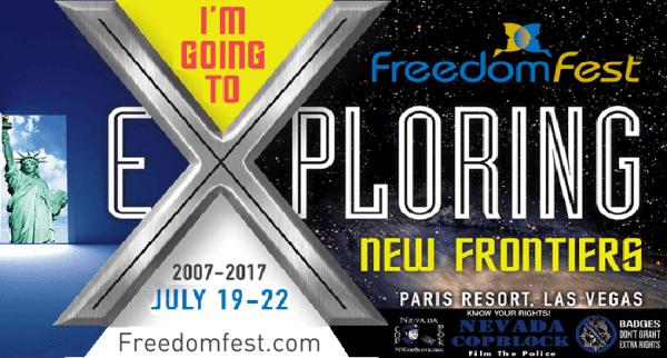 Freedom Fest Las Vegas Nevada Cop Block CopBlock