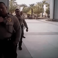 LVMPD Police Illegally Detain Then Falsely Arrest Las Vegas Man For Not Telling Them His Birthdate