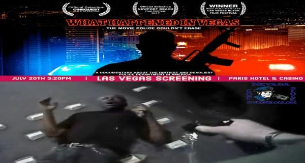What Happened in Vegas Documentary LVMPD Tashii Farmer Brown