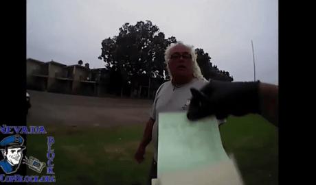 San Diego Police Officer Perjury Body Camera Homeless Citation