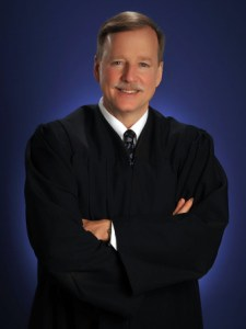 Louisiana Associate Supreme Court Justice Scott J. Crichton