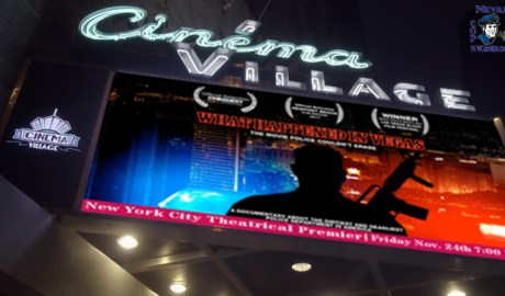 New York Premier What Happened in Vegas Cinema Village Theater