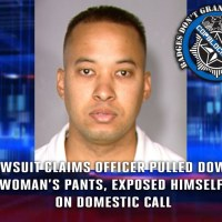 Lawsuit Claims Las Vegas Police Officer Pulled Down Woman's Pants, Exposed Himself On Domestic Call