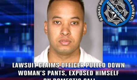 Las Vegas Police Sexual Assault Soloman Coleman