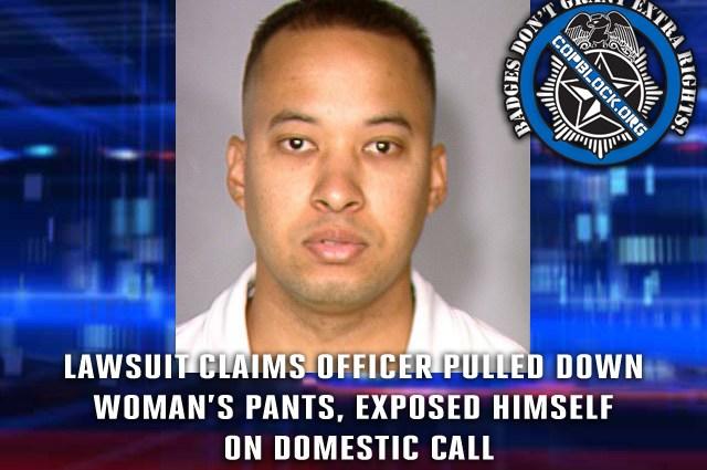 Las Vegas Police Sexual Assault Soloman Coleman