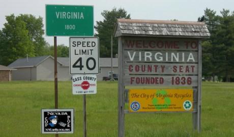 Illinois Stabbing Victim Virginia City Cop Block