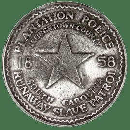 plantation police slave patrols history of US cops