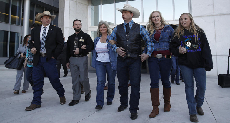 Case Dismissed Against Cliven Bundy Sons Prosecutor Misconduct