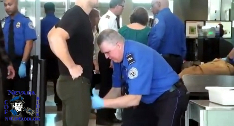 First Amendment Audit: Chicago TSA Agent Claims Filming Airport Security Screening is Illegal, Calls Police