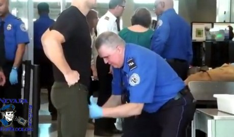 Ohare International Airport TSA Screening First Amendment Audit
