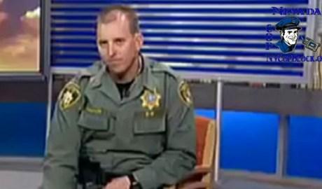 Officer Jeffrey Harper LVMPD K-9 Fired Arson Evidence Destroyed
