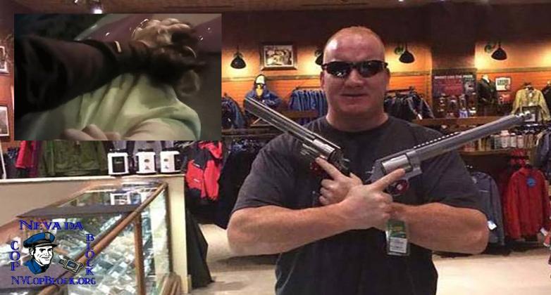 Excessive Force Prison Sentence Las Vegas Police Officer Richard Scavone