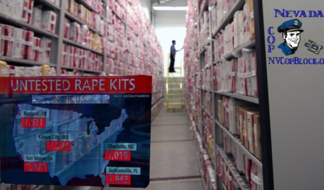 Backlog Untested Rape Kits Police Refusing to Comply Audit Order