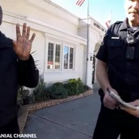 First Amendment Audit: Cop Blocker Nasty Nathanial Assaulted By Morro Bay Chief of Police Gregory Allen
