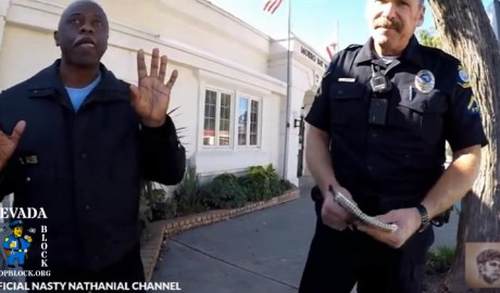 First Amendment Auditor Nasty Nathanial Thomas was assaulted and unlawfully detained by Morro Bay Police Officers, including Police Chief Gregory Allen