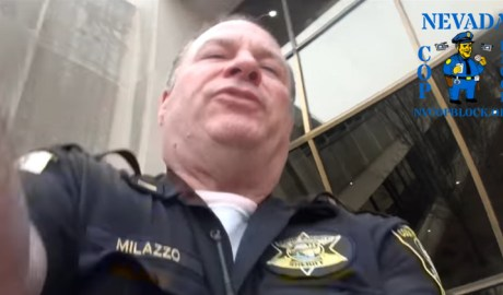 Cook County Sheriff Milazzo Assault and False Arrest of First Amendment Auditor Pink Camera Magic at Bridgeview Courthouse
