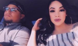 Amber Bustillos Fiance of Junior Lopez Las Vegas