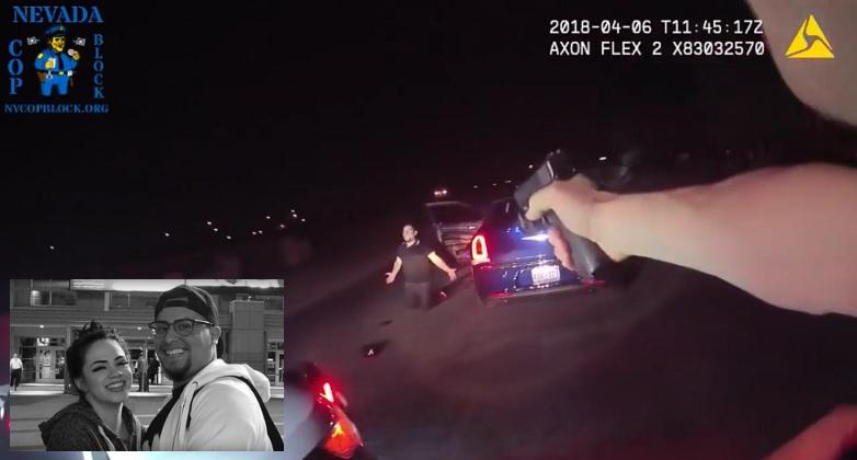 Amber Bustillos Fiance of Las Vegas Police Shooting Victim Junior Lopez