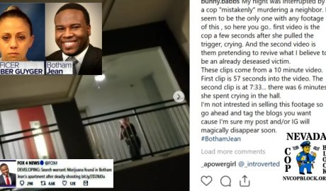 Dallas Police Officer Amber Guyger Botham Jean Murder