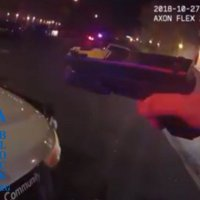 "ACAB Radio: Las Vegas Cops Shoot a Man ""Armed"" with a Plastic Stick; Change Official Story Again"