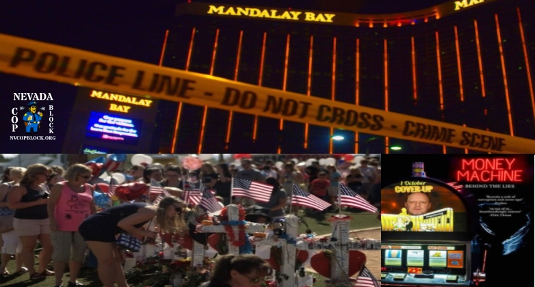 Review of Money Machine a documentary on the Las Vegas Mass Shooting