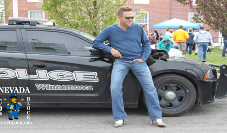 Winnemucca Police Department Detective Matt Morgan
