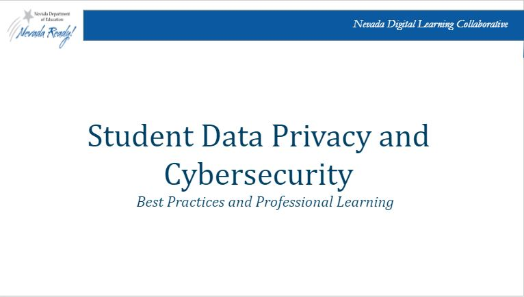 Picture of Student Data Privacy and Cybersecurity