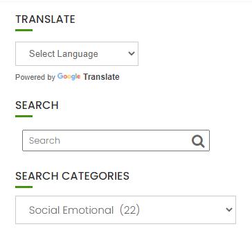 Search Menu Image