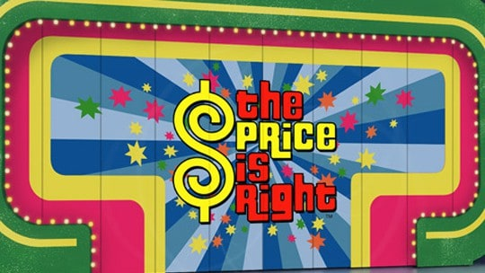 Image result for the price is right