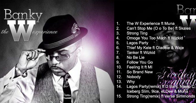 Strong Ting – Banky W | Album: The W Experience