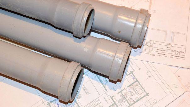 Свойства пластиковых труб для канализации