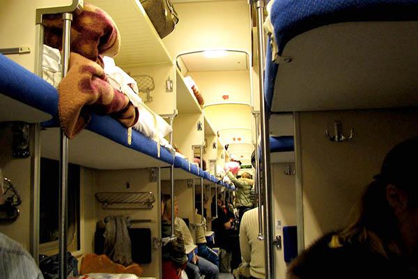 Медногорец похитил дамскую сумку в поезде