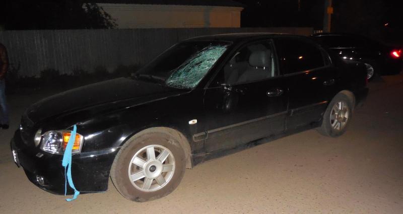 В Медногорске паяный водитель на «Kia Magentis» сбил насмерть пенсионерку