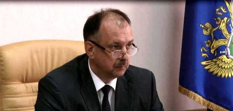 Сергей Берижицкий прокурор Оренбургской области
