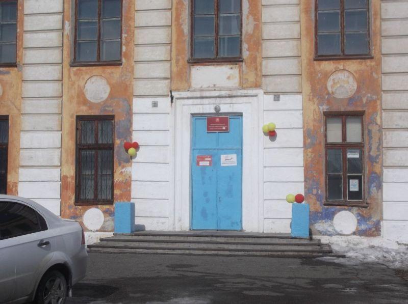 УИК в заброшенной школе Медногорска