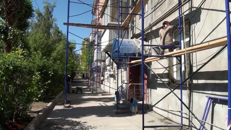 Ремонт дома в Медногорске