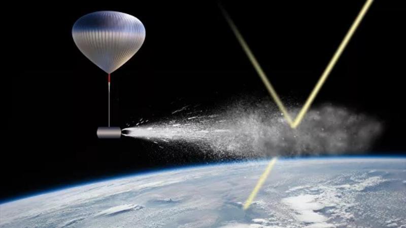 Эксперимент SCoPEx по созданию аэрозольного слоя в стратосфере
