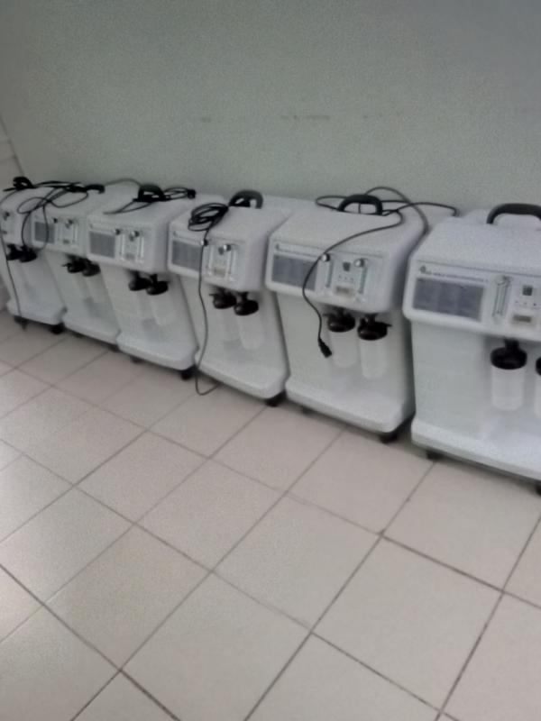 Кислородные аппараты для пациентов с вирусом Ковид в Кувандыке