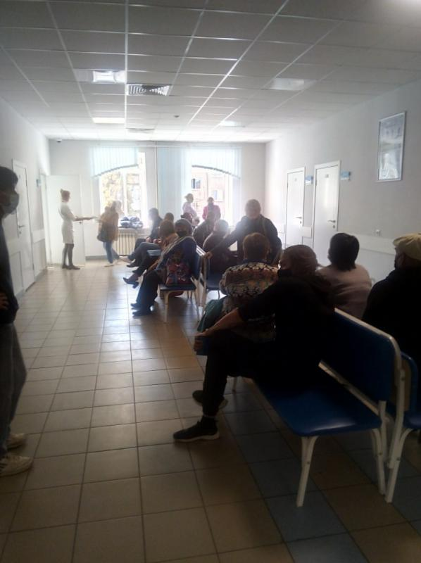 Оптимизации в поликлинике Медногорска
