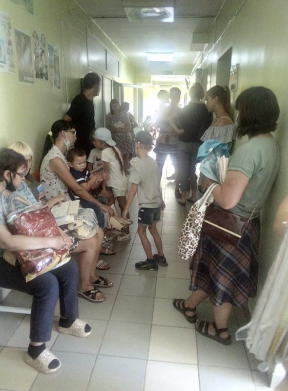 В п. Никитин нет своего педиатра