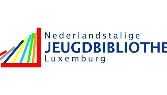 Logo Nederlandstalige Jeugdbibliotheek