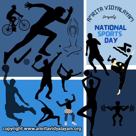 NATIONAL SPORTS DAY 2021
