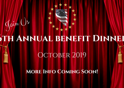 6th Annual Benefit Dinner
