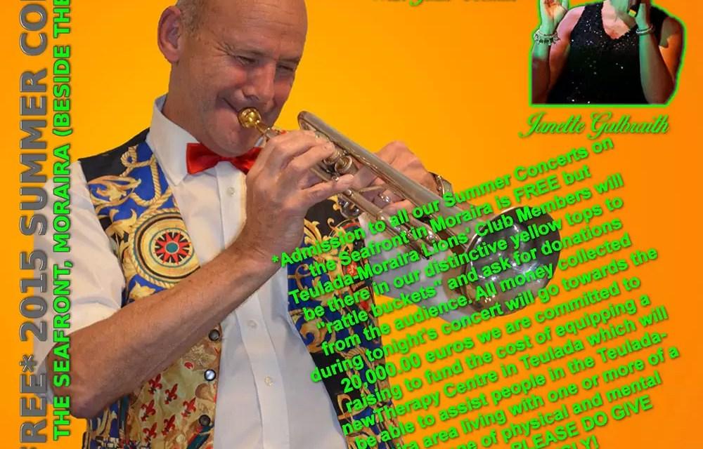 6 sept. The fabulous Manhatten Jazz concert