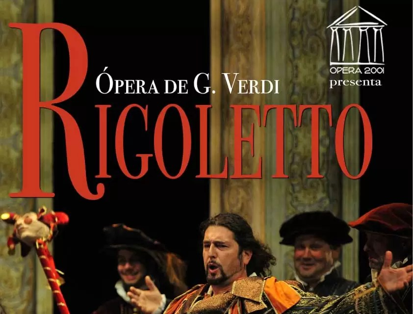 19 en 20 feb. Opera Rigoletto