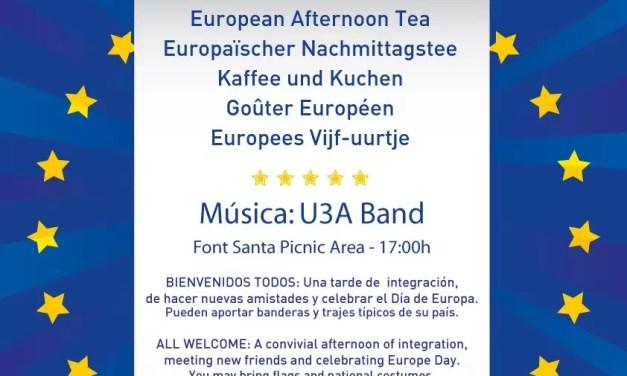 Dag van Europa 9 mei